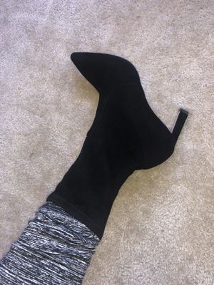 Stuart Weitzman suede boots new size 8 SALE for Sale in Gaithersburg, MD