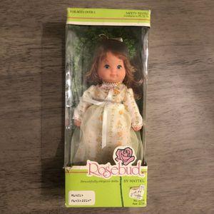 Vintage Rosebud Doll for Sale in Phoenix, AZ