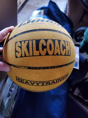 Weighted basketball for Sale in Oak Forest, IL