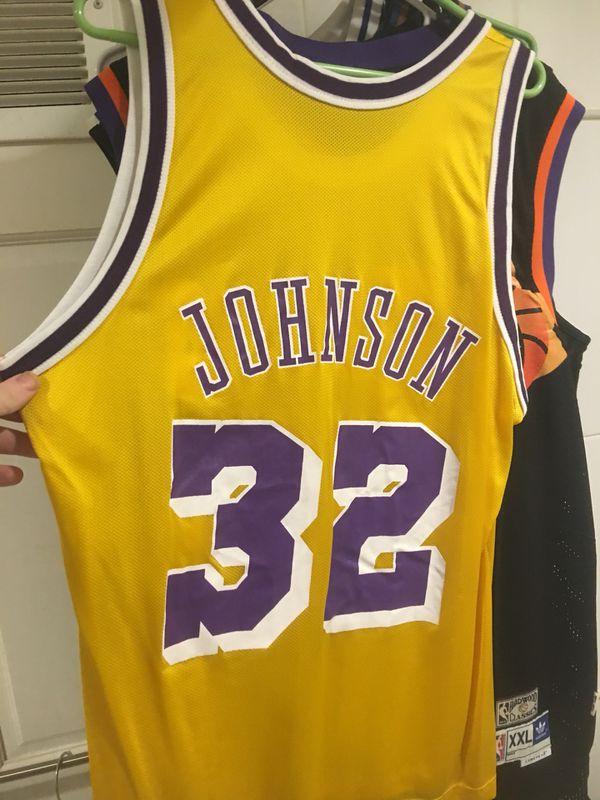 Vintage original Magic Johnson Lakers Jersey (Fits like a large)
