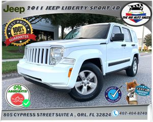 2011 Jeep Liberty Sport 4D for Sale in Orlando, FL