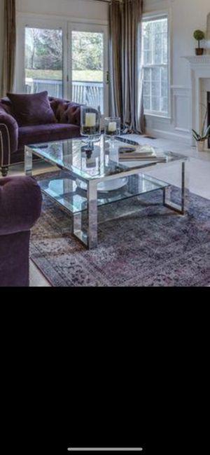 ZGallerie Coffee Table for Sale in Ashburn, VA