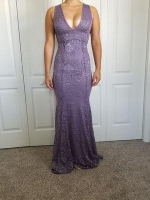Windsor Long Prom Dress Purple for Sale in Fort Myers, FL