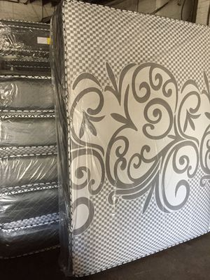 Jumbo orthopedic mattresses for Sale in Bolingbrook, IL