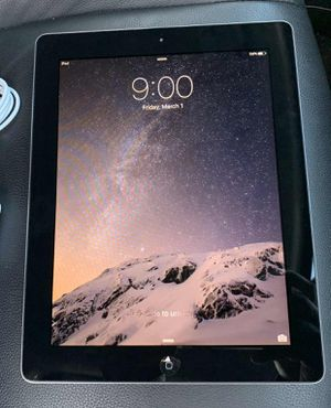 Ipad 2, 2nd Generation, Only WI-FI Internet access, Excellent Condition. for Sale in Springfield, VA