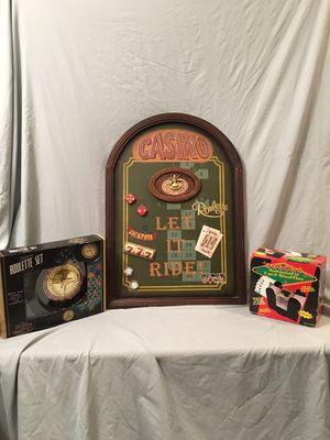 Poker night set for Sale in Phoenix, AZ