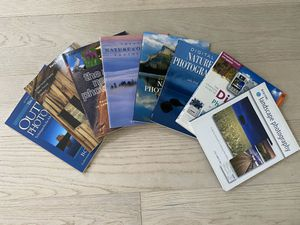 Digital and film photography book lot for Sale in Palm Beach Gardens, FL