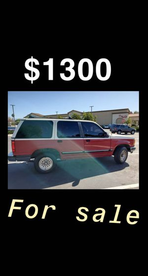 1991 Ford Explorer for Sale in Tustin, CA