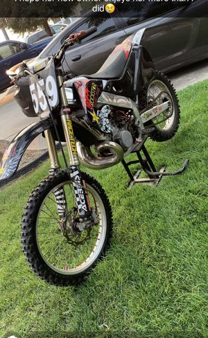 1997 Honda Cr250R Built for Sale in Dinuba, CA