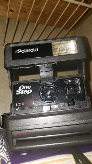 Polaroid one step for Sale in Brownstown Charter Township, MI