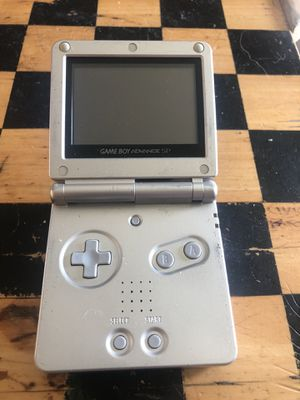 Game boy advance sp for Sale in Los Angeles, CA