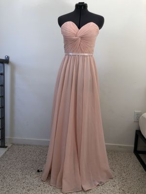 Beautiful Pink Prom Wedding Bridal Dress for Sale in San Francisco, CA
