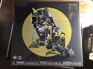 Funko Pop! DC Comics Batman 80th Collectors Box Target Exclusive for Sale in Whittier, CA