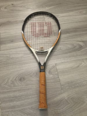 Wilson US Open Vintage Tennis Racket for Sale in Tampa, FL