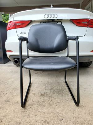 Reception office leather chairs for Sale in Austin, TX