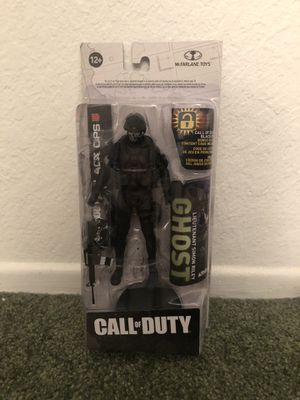 "Simon ""Ghost"" Riley (Call Of Duty) Action Figure McFarlane Toys for Sale in Lakewood, CA"