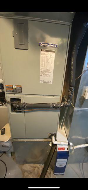 American standard air handler and Heatpump for Sale in Auburn, WA