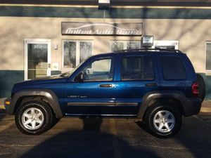 2002 Jeep Liberty for Sale in Palatine, IL