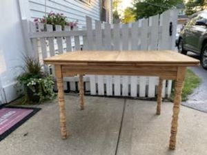 Antique table for Sale in Rolling Meadows, IL