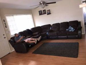 Sectional couch for Sale in Citrus Heights, CA