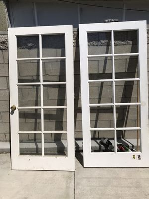 French doors for Sale in Long Beach, CA