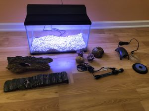 Fish tank complete with all accessories for Sale in Fairfax, VA