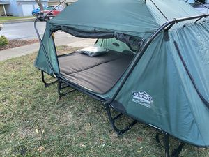 Kamp-Rite double tent cot Coleman camping overland for Sale in Santa Ana, CA