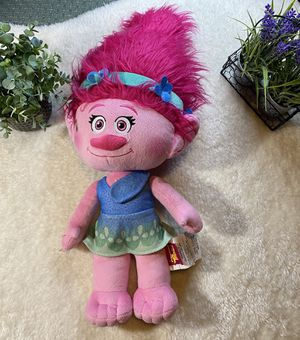Poppy trolls plush 25 inch for Sale in Houston, TX