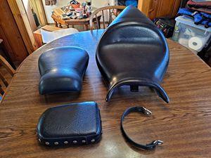 VTX 1800 Seats & Backrest for Sale in Evansville, IN