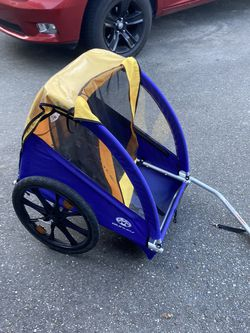 Burley Bee Bike Trailer for Sale in Poulsbo,  WA