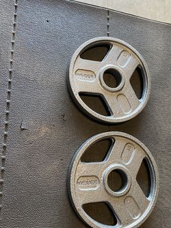 Pair Of Flawless 10 Lb Olympic Weights for Sale in El Cajon,  CA