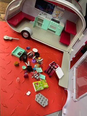 Lori doll camper for Sale in Santa Ana, CA