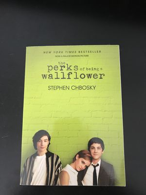 Perks of being a Wallflower by Stephen Chbosky for Sale in Marysville, WA