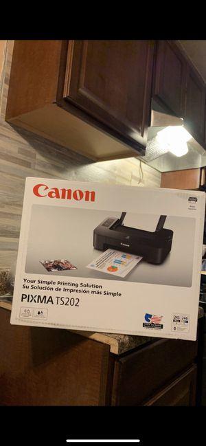 Canon Pixma TS202 Printer NEW for Sale in Denver, CO