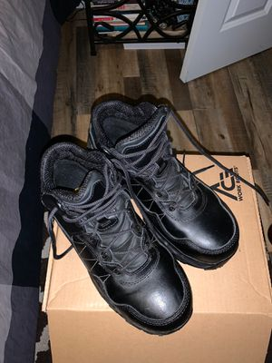 Ace steel toe work boots for Sale in Tacoma, WA