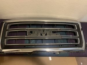 GMC Sierra 2014/2015 grill for Sale in Commerce City, CO