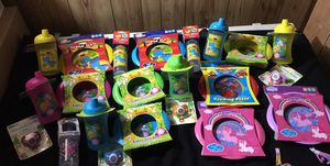 New baby/toddler dishes for Sale in Salem, SD