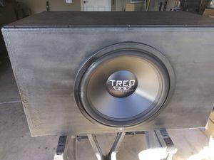 "Treo 15"" txs sub for Sale in Oklahoma City, OK"