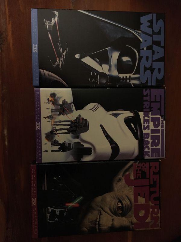 Star Wars Trilogy Set