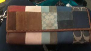 Coach women's wallet for Sale in Dallas, TX