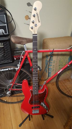FENDER JAZZ BASS copy for Sale in Salinas, CA