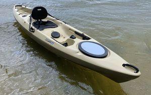 Perception Pescador 12.0 Kayak (Mint Condition) for Sale in Pinellas Park, FL