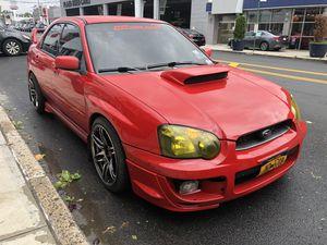 Subaru Wrx for Sale in Brooklyn, NY