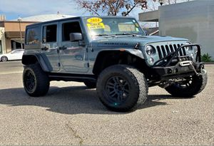 Jeep wrangler 2014 for Sale in Merced, CA
