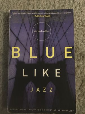 Blue Like Jazz - Donald Miller for Sale in Gainesville, FL