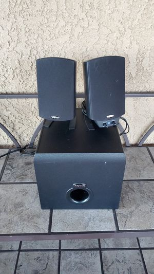 Klipsch speakers for Sale in Riverside, CA