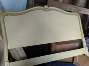 Beautiful antique queen size bed, desk and dresser. $400 for Sale in Centerburg, OH