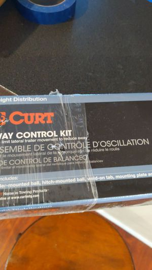 Trailer Sway control kit for Sale in Chula Vista, CA