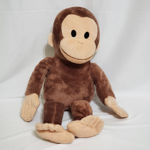 "Curious George Plush Monkey 15"" Kohls Cares Stuffed Animal for Sale in La Grange Park, IL"
