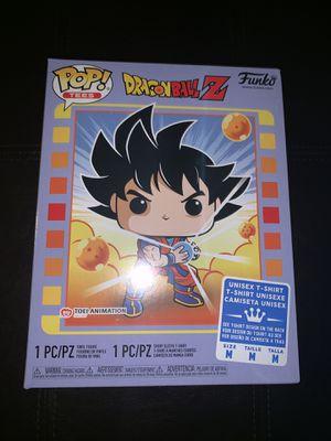 POP! Tees: Dragon Ball Z Goku T-Shirt - Medium for Sale in Austin, TX